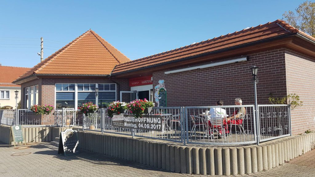 Pavillon Frankenberg